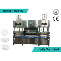 Quality Semi Automatic Paper Pulp Molding Machine / Paper Tray Making Machine wholesale