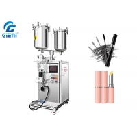 Best Semi Auto Small Filling Machine For Mascara With Programmable Logic Controller wholesale