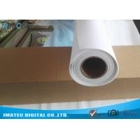 Best Artist Stretchable Inkjet Matte Pigment Rolled Digital Polyester Canvas Rolls Waterproof wholesale
