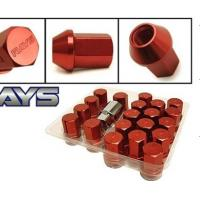 Best High Performance Forged Wheel Parts / 35mm Rays Formula Lug Nuts wholesale