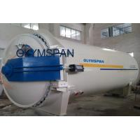 Best High Temperature Chemical Industrial Laminated Glass Autoclave Safety , Φ2m wholesale
