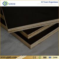 Buy cheap 1250X2500X18MM  Phenolic Glue Construction Film Faced Plywood from wholesalers