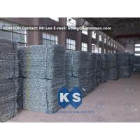 Best Professional Galvanized Wire Gabion Basket Protection Engineering Stone Cages wholesale