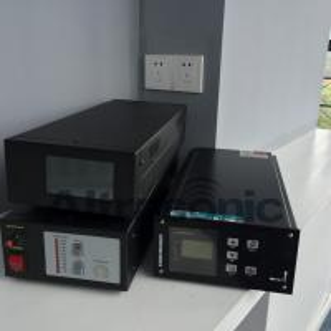 Quality LCD Screen Ultrasonic Power Supply Ultrasonic Digital Generator 100W - 4200W wholesale