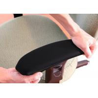 Cheap Eco - Friendly Memory Foam Arm Pads , OEM Color Chair Cushion Pads Soft for sale