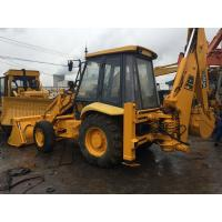 Best JCB 3CXSecond Hand Wheel Loaders 2012 , Front Loader Construction Equipment  wholesale