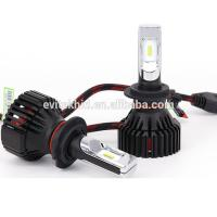 30W 4000lm H7 IP 67 Bright Headlight Bulbs For Cars 30000hrs Life Span