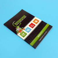 Best Saddle Stitching Catalogue Printing Service Binding With Hard Cover / Soft Cover / Perfect Binding wholesale