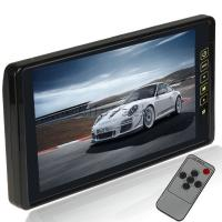 Best 2 Video Output Car Touch Screen Monitor Built In FM Transmitter Function wholesale