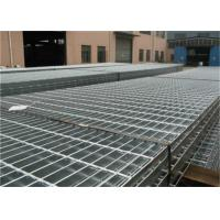 Best Custom Galvanised Steel Driveway Grates Grating With Serrated For Ditch Cover wholesale