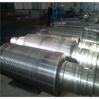 Cheap High Hardness Industrial Rolling Mill Rolls To Rolling Aluminum Belt Dia 450 - 800 mm   UT for sale