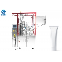 Buy cheap Cream 60ppm Dia 19mm Plastic Tube Filling Sealing Machine from wholesalers