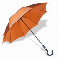 Best Straight Auto Open and Close Umbrella with AO/AC Marking, Measures 23-inch x 16 Ribs wholesale