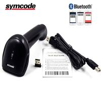 Best Handheld App Bluetooth Barcode Scanner Multi Languages Keyboard Layout wholesale