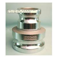 Best Aluminum reducing cam groove coupling for fluid control  Type  AA MIL-A-A-59326 Gravity casting wholesale