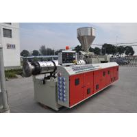 Best Wide Thick WPC PVC Foam Board Production Line Extruder Single Screw / Twin Screw wholesale