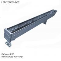 Best 24W outdoor decoration waterproof IP65 LED Wall washer light for park wholesale