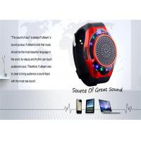 Best Suitable price New U3 BT speaker mobile phone connected watch speaker wrist wireless speaker wholesale
