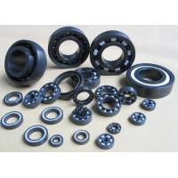 Best Si3N4 Full Ceramic Bearings , Cage Was Made By PTFE , GFRPA66-25 , PEEK , PI , Phonemic Textiles Tube , etc . wholesale