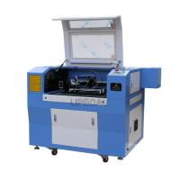 Cheap 700*500mm Invitation Card Greeting Card Co2 Laser Cutting Machine with Rotary Axis for sale