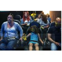 Buy cheap Interactive Games Mini 7D Motion Seats With Durable Projector TUV Certification from wholesalers