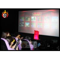 Best Exciting 7D Digital Cinema System with Interactive Gun Shooting 7D Games wholesale