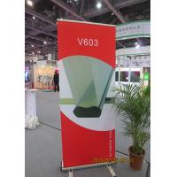 Best Scrolling Retractable Trade Show Banners For Exhibition 80*200cm wholesale