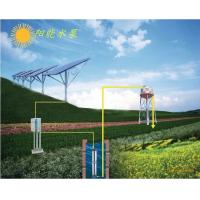 China 3000W solar irrigation system for  watering plants on sale