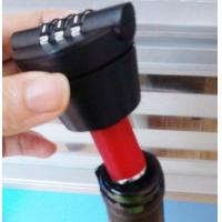 China 3 Dial Combination Wine Liquid Bottle Lock on sale