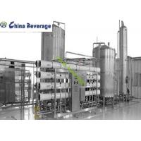 China Durable Reverse Osmosis Water Treatment System Plant For Water Filling Line on sale