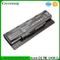 Buy cheap Greenway laptop battery replacement A31-N56 A32-N56 A33-N56 for ASUS N46 N56 N76 from wholesalers