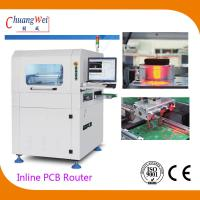 Quality ESD Safe Brush Inline PCB Router PCB Separator With Supper Visual System wholesale