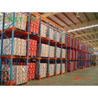 Best Deep Lane Industrial Drive In Racking System ,  Storage  Warehouse Racking Solutions wholesale