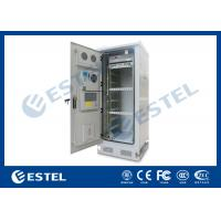"""Best IP65 Thermostatic 19"""" Equipment Outdoor Telecom Enclosure With Environment Monitoring System wholesale"""