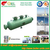 Cheap Green environmental protection waste oil boiler mud drum ASME certification manufacturer for sale