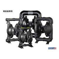 Cheap Thermoplastic / Teflon Pneumatic Double Diaphragm Pump Air Operated for sale