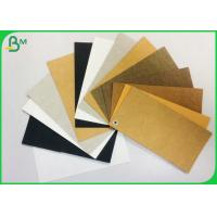 Best Tear Resistance And Durable 0.55MM Washable Kraft Paper For Wallet wholesale