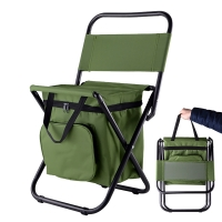 Best PVC Coating Anti Tear 1.33kg Outdoor Camping Chair wholesale