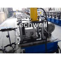 Best Solar Strut Channel Cold Roll Forming Machine With Servo Feeding Device & Press Punching Machine wholesale