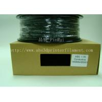 Cheap Conductive electricity 3d Printer Filament , 3d printing abs filament for Cubify for sale