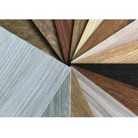 Best Non Toxic LVT Wood Flooring , Dry Back Contemporary Vinyl Flooring With Wear Layer wholesale