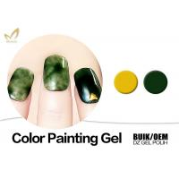 Best Natural Ingredients Gel Nail Paint For Nail Art Own Brand Printed Available wholesale