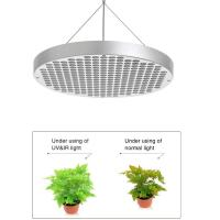 Best 150 Watt Round UFO LED Grow Lights For Greenhouse , 50~60Hz Frequency wholesale