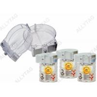 Best 400g EAS Security Tags Small Milk Can Cap Anti Shoplifting Baby Formula Can Grip wholesale
