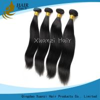 Silky Straight  Malaysian Virgin Hair Extensions Double Weft No Smell No Shedding