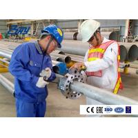 Best 6inch Cold Cutting Pipe Cutting Beveling Machine High Strength ,Portabal wholesale