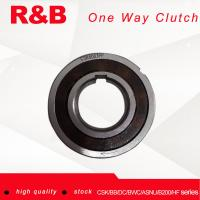 Best Changzhou R&B brand  one way clutch bearing CSK6003PP with two keyways wholesale