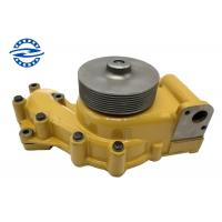 Buy cheap 6222-63-1200 SAA6D108E-2 Engine Water Pump For Excavator PC300-6 Yellow Colour from wholesalers