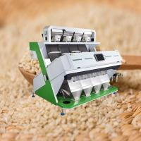 Best CCD rice color sorter rice color sorter machine grain sorting machine for grain processing and rice mill wholesale