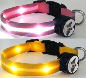 Best LED Flashing Pet Collar (BC103) wholesale